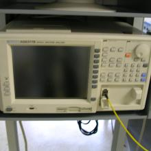Optical Spectrum Analyzer.