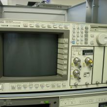 50 GHz Digitizing Oscilloscope.